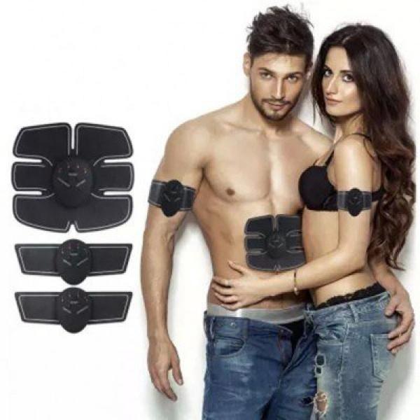 Centura electrostimulare corporala 3 piese