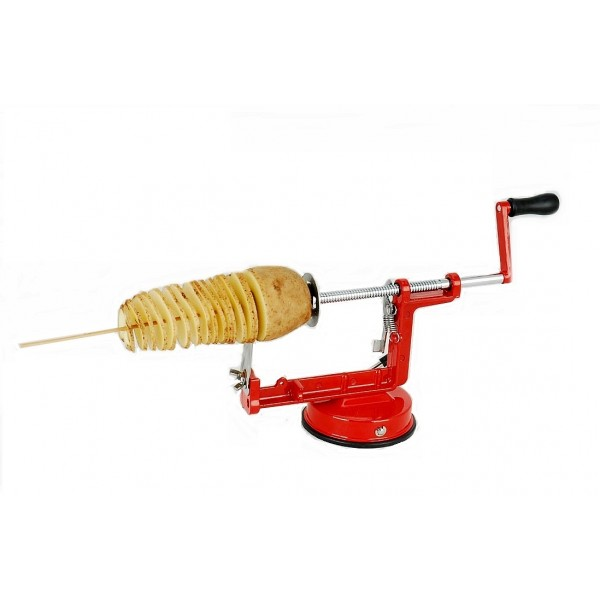 Masina de taiat cartofi in spirala