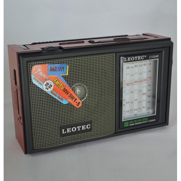 Radio portabil LEOTEC LT-33UAR