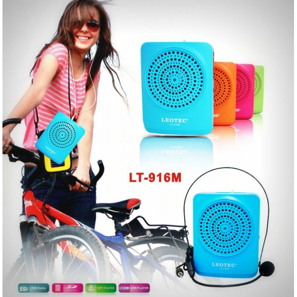 Radio portabil LEOTEC LT-916M