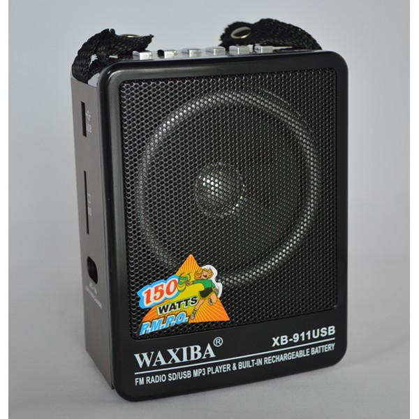 Radio MP3 portabil Waxiba XB-911USB
