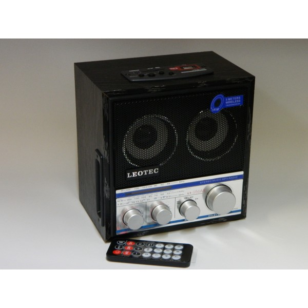 Radio MP3 portabil Leotec LT-U5UAR