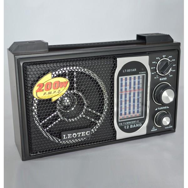 Radio portabil LEOTEC LT-801AR