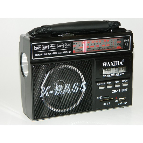 Radio MP3 player WAXIBA XB-161URT