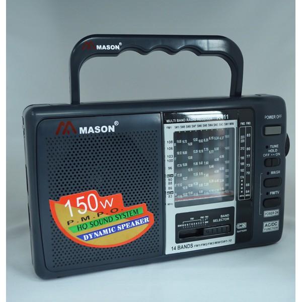 Radio portabil MASON R411