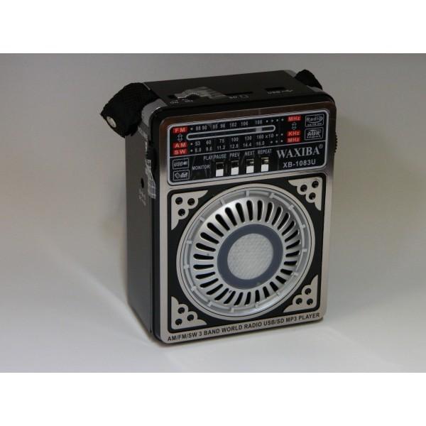 Radio WAXIBA XB-1083U