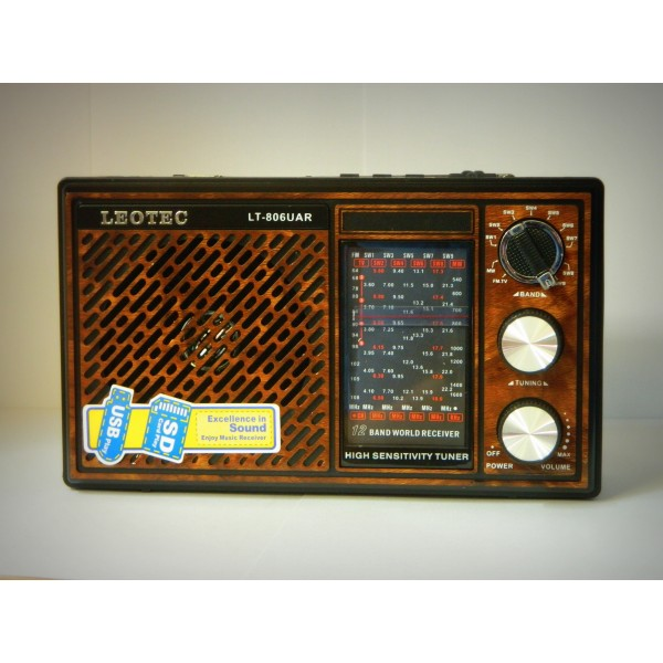 Radio LEOTEC LT-806UAR