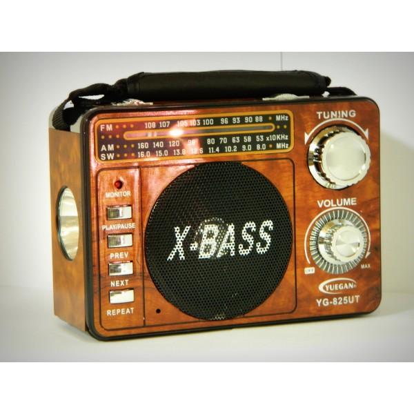 Radio portabil YUEGAN YG-825UT