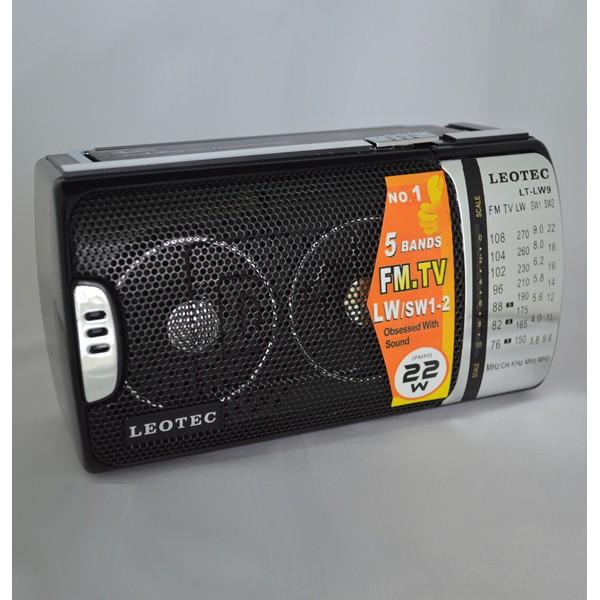 Radio LEOTEC LT-LW9