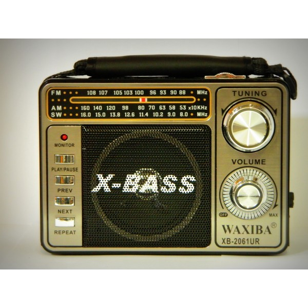 Radio MP3/USB/SD WAXIBA XB-2061UR