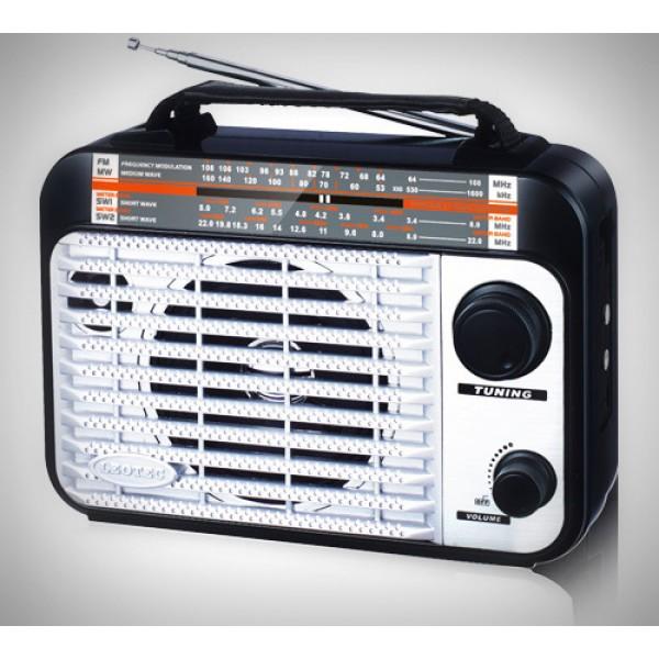 Radio portabil Leotec LT-Q2 World Receveir