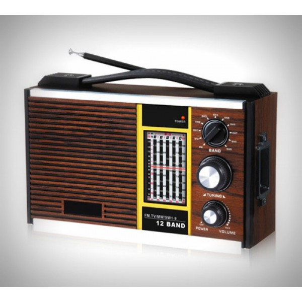 Radio portabil Leotec LT-802AR