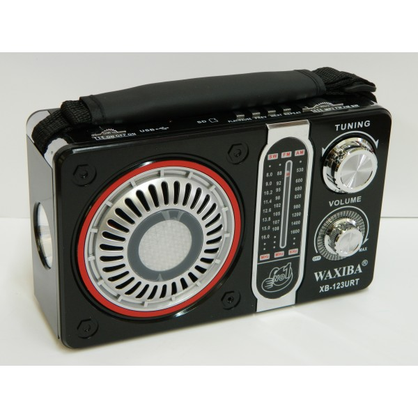 Radio MP3/USB/SD WAXIBA XB-123URT