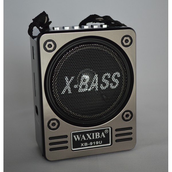 Radio MP3 Waxiba XB-919U