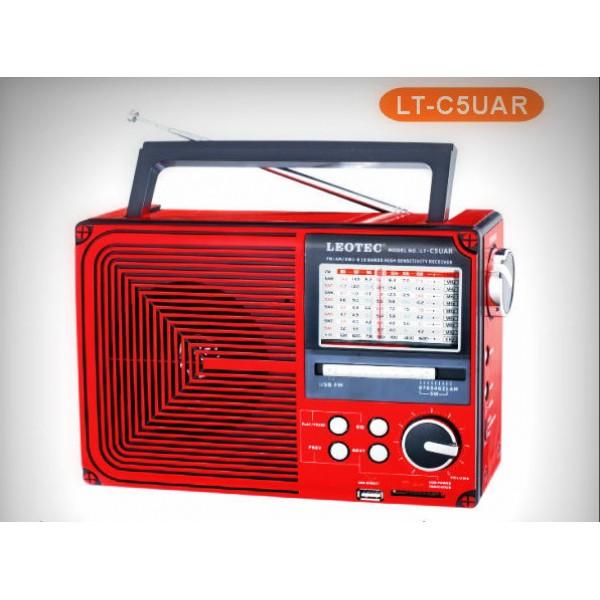 Radio portabil LEOTEC LT-C5UAR