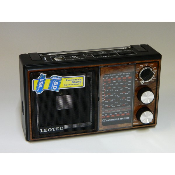 Radio LEOTEC LT-805UAR