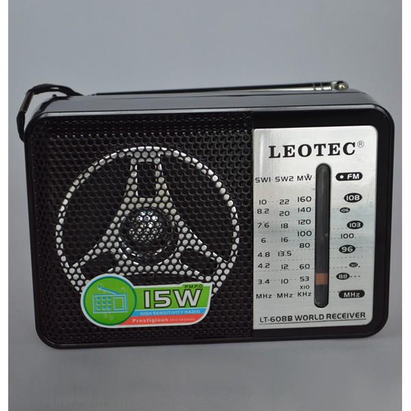 Radio LEOTEC LT-608B