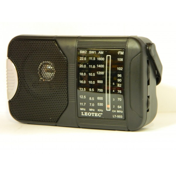 Radio portabil Leotec LT-503