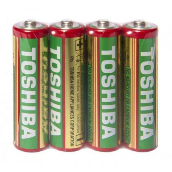 Set 8 baterii Toshiba AA
