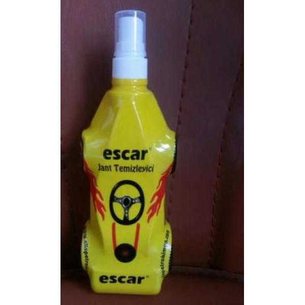 Solutie spray pentru curatare jante