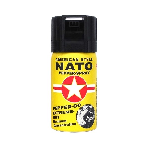 Spray lacrimogen Nato