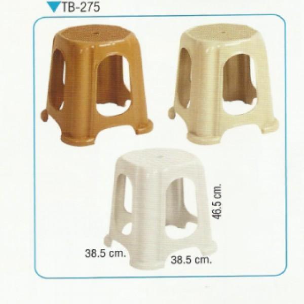 Taburet plastic colorat Zilan