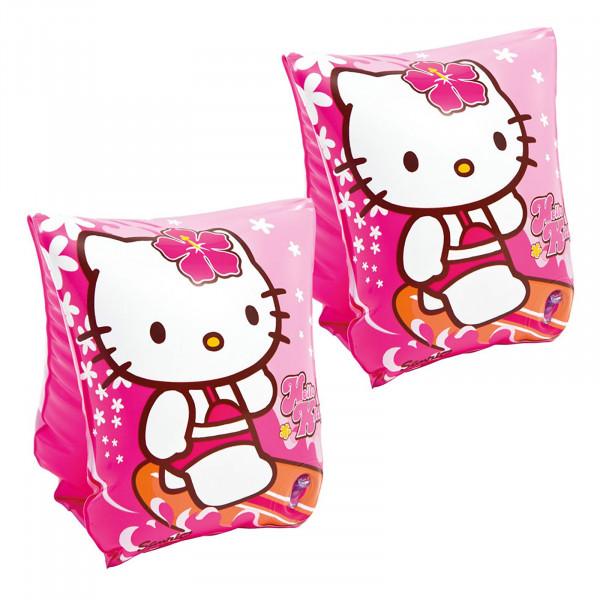 Aripioare pentru inot Intex Hello Kitty