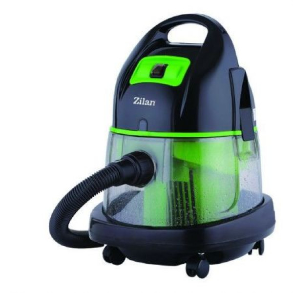 Aspirator cu filtrare prin apa si uscata ZLN-8945, 1400W,8L