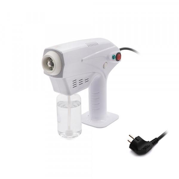 Pistol UV cu aburi pentru igienizarea/dezinfectarea suprafetelor