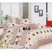 Lenjerie de pat + 2 perne din puf de gasca 70 x 70 cm