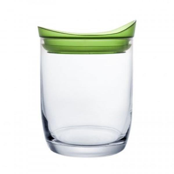 Borcan sticla cu capac 0,7L