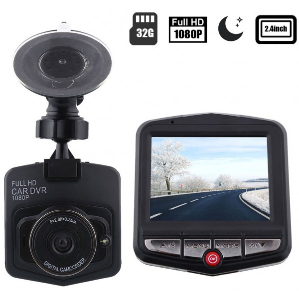 Camera Auto DVR Full HD 1080p
