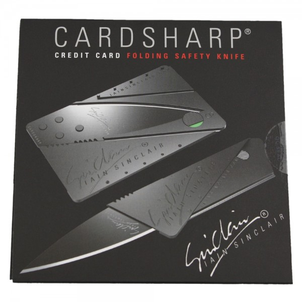 Card tip cutit multifunctional CardSharp