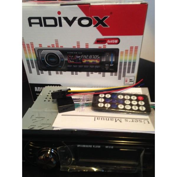 Casetofon masina ADIVOX ADV-2200