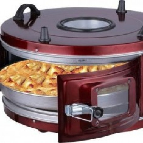 Cuptor rotund electric ERT-MN 9000