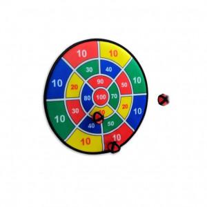 Joc Darts cu Arici pentru Copii si Adulti, bile velcro incluse