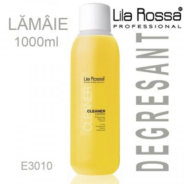 Degresant unghii 1000Ml cu aroma de lamaie
