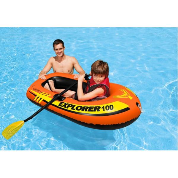 Barca gonflabila Explorer 100