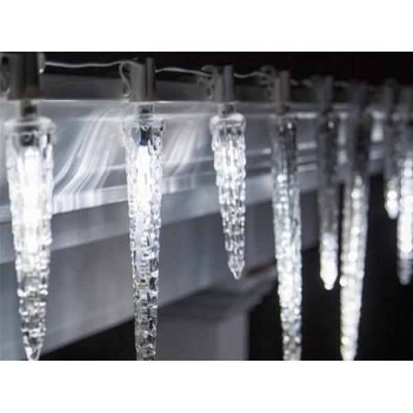 Instalatie cu 6 Turturi luminosi 30 cm