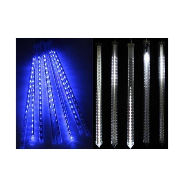 Instalatie luminoasa 5 turturi cu led de 80 cm