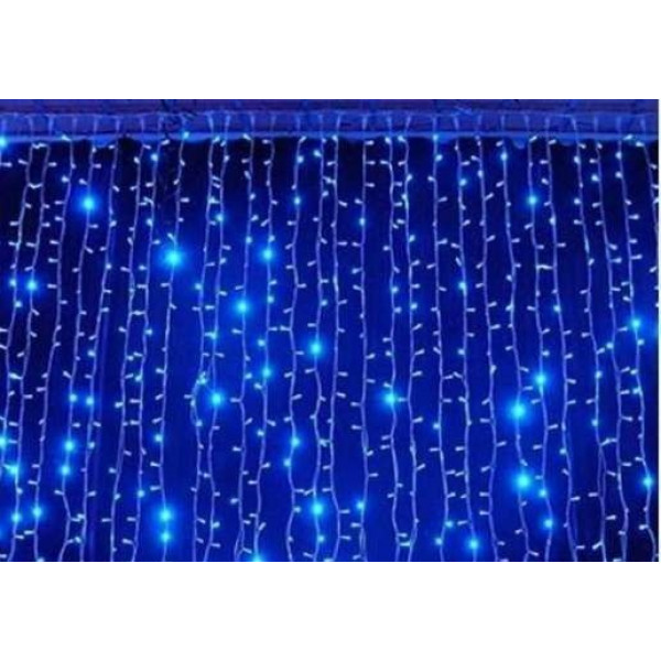 Instalatie Exterior - Perdea Luminoasa 460 LED-uri 9x1 M