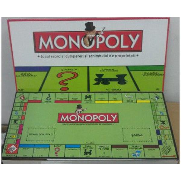 Joc Monopoly Familie