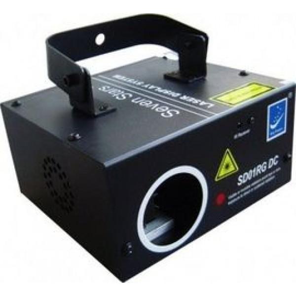Laser cu display LCD si proiectie texte, logo, mesaje
