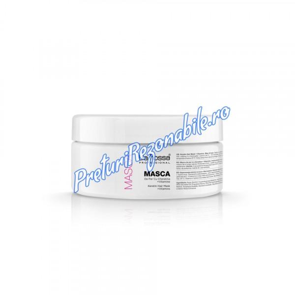 Masca de par cu cheratina si vitamine 250 ml