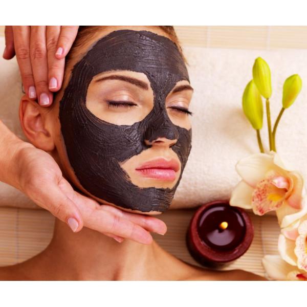 Masca faciala pentru punctele negre
