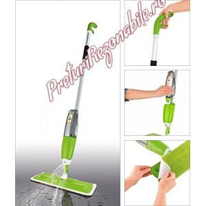 Mop spray cu rezervor pulverizare apa GR467