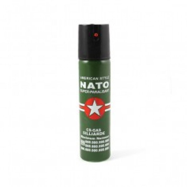 Spray paralizant Nato mare
