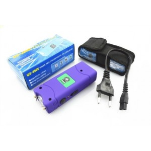 Mini electrosoc cu lanterna WS-800C