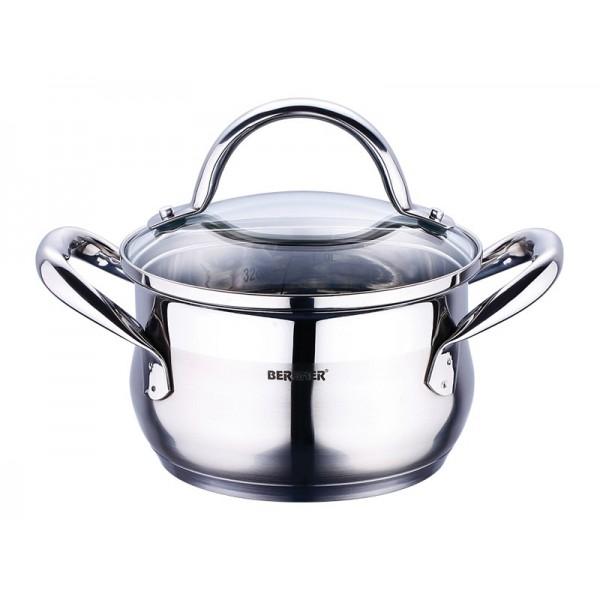 Oala inox Gourmet BG 6508