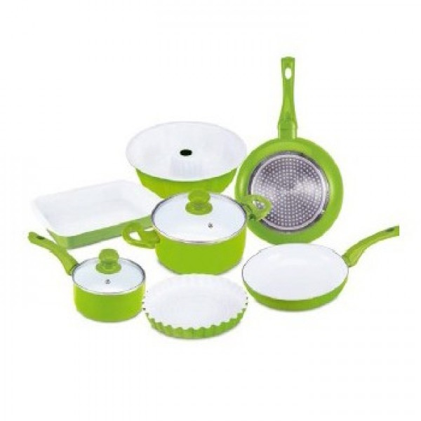 Set oale ceramica 9 piese RB 1245